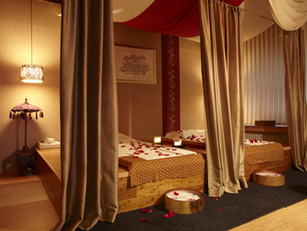 Thai-Massage Raum
